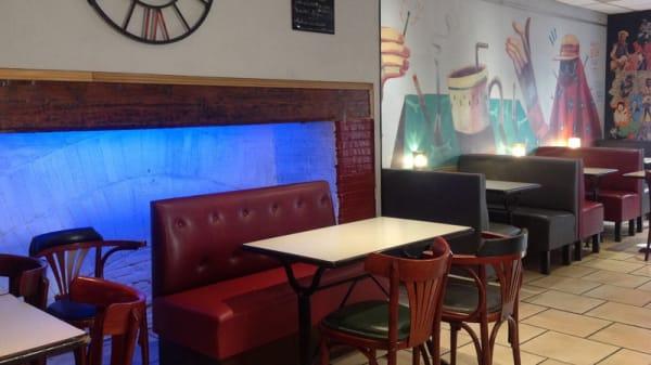 Salle du restaurant - L'Esquile, Toulouse