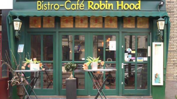 ingang - Robin Hood, Arnhem