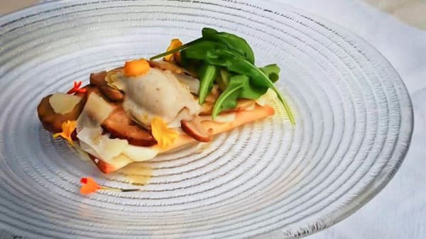 Sugerencia del chef - Urola, Zaragoza