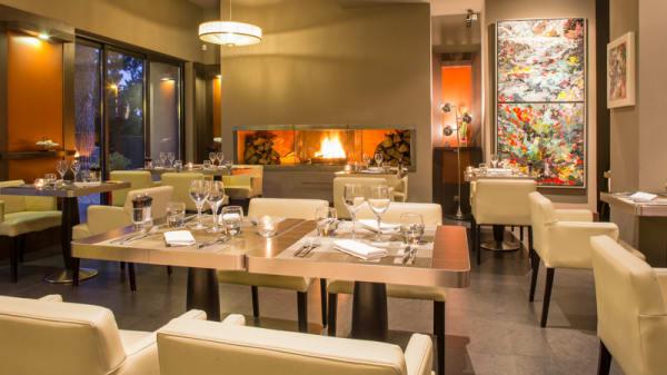 SALLE DE RESTAURANT - Restaurant L'Hibiscus, Carpentras