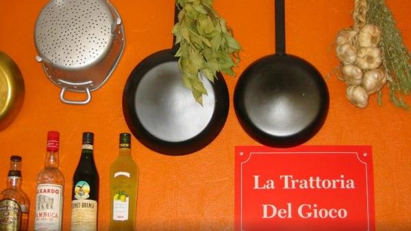 Restaurant - La Trattoria Del Gioco, Chassieu