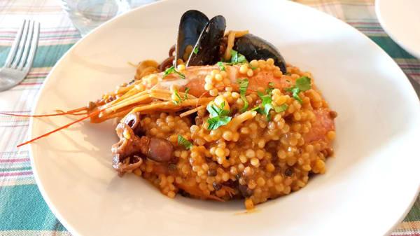Suggerimento dello chef - Trattoria Nonno Lino, Torvaianica
