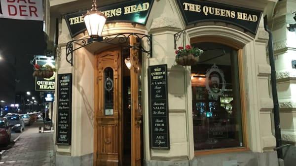 Restaurangens - The Queens Heads, Stockholm