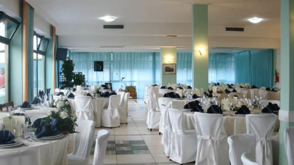 sala - Il Grillo, Acquaviva Picena