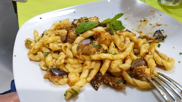 Piatto - Sapori di mare, San Vito Lo Capo