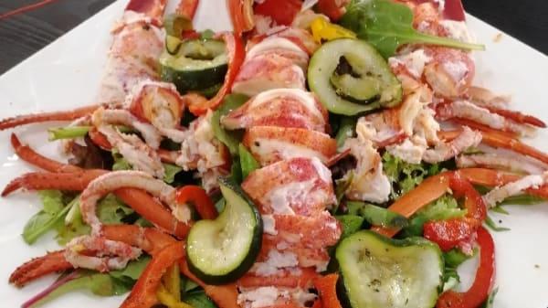 Salade de Homard - Le Gamin de Poissy, Poissy
