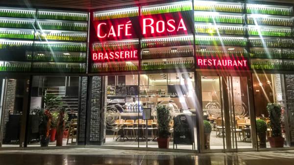 Entrée - Café Rosa, Paris