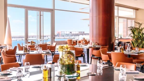 Salle du restaurant - Saphir 24, Monaco