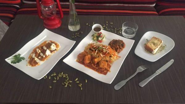 Suggestion de plat - La Table Afghane, Paris