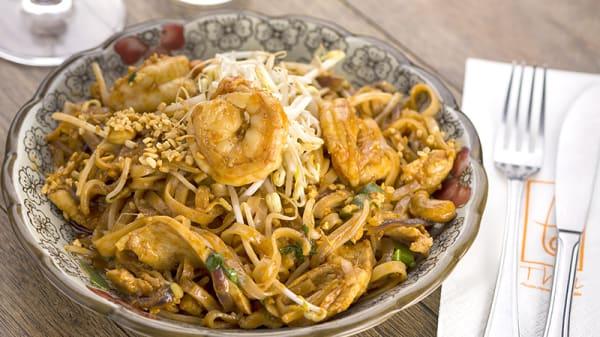 Prato - Thai - Restaurante Thailandês, Curitiba