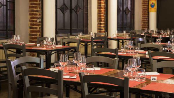 Sala del ristorante - Linopassamilvino, Torino