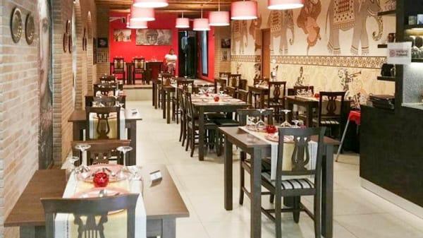 Vista sala - Master Taste, Vicenza