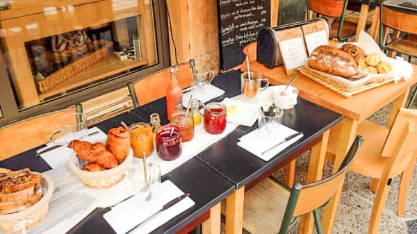 Suggéstion de plat - La Femme du Boulanger, Nice