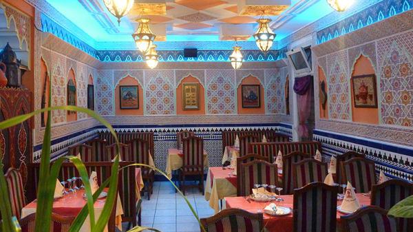 Vue de la salle - La table marocaine, Limeil-Brévannes