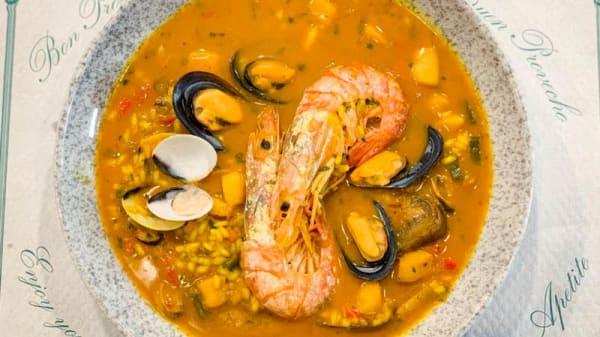 Sugerencia del chef - La estrella, Palma de Mallorca