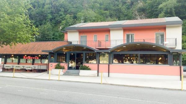 Facciata del ristorante - Al Vecchio Kalkerin, Garlate
