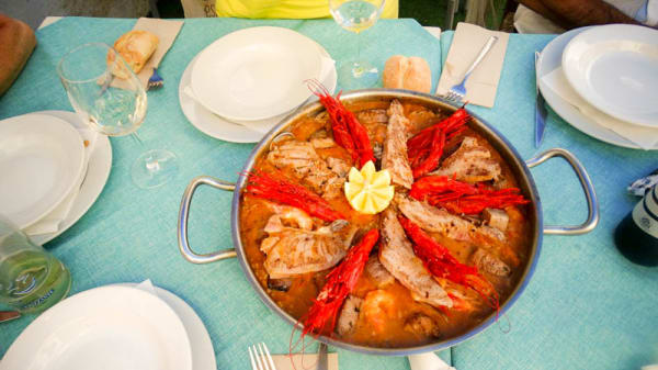 Sugerencia del chef - La Peña, Conil de la Frontera