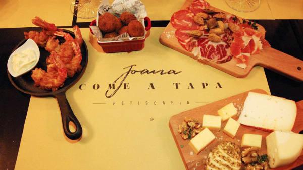 Sugestão do chef - Joana Come a Tapa, Alcochete