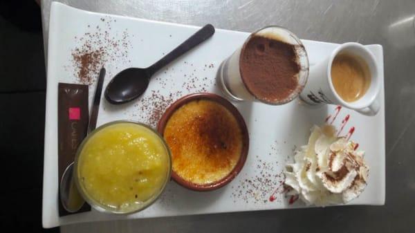suggestion du chef - Le Flagrant Delice, Grenoble