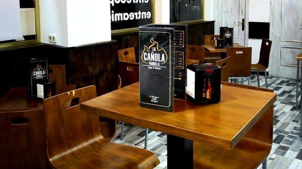 La Cañola Parrilla Tapas & Pintxos, Madrid