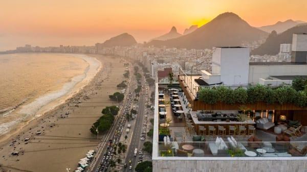 Vista - Isabel Lounge, Rio de Janeiro