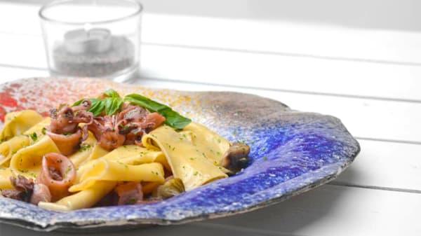 Suggerimento dello chef - Sale Fino Trattoria Moderna, Albissola Marina