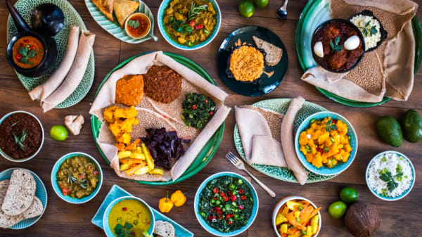 Suggestie van de chef - Injera Habesha, Rotterdam