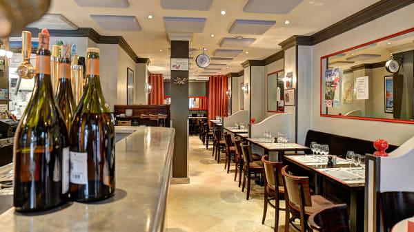 Restaurant raffiné - Bourgogne Sud, Paris