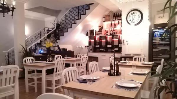Atlântico Azorean Restaurant, Villa Franca do Campo