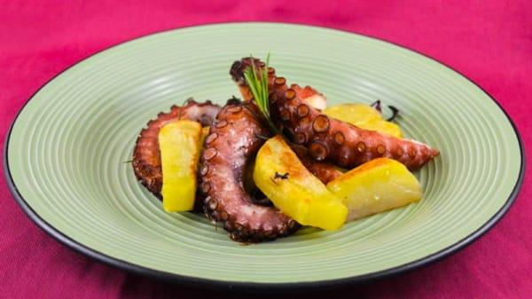 Suggerimento dello chef - Molì, Diano Marina