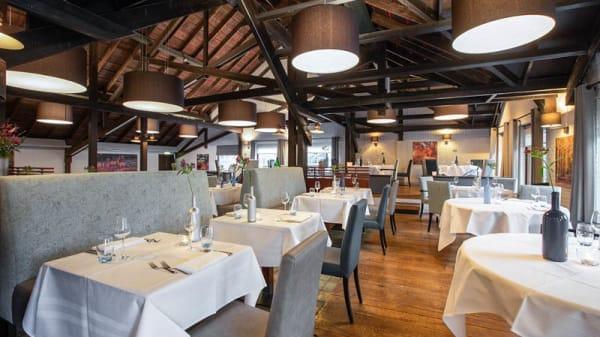 Het restaurant - Restaurant De Kriekel (by Fletcher), Heelsum