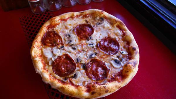 Pizza - Rodolfino since 1972, Stockholm