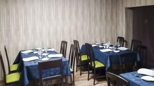 Vista sala - Restaurante La Alacena, Fuenlabrada
