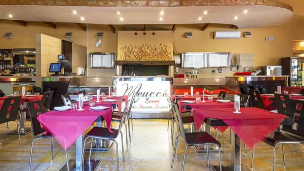 Vista della sala - Meucci Eventi - Ristorante Braceria Pizzeria, Rome