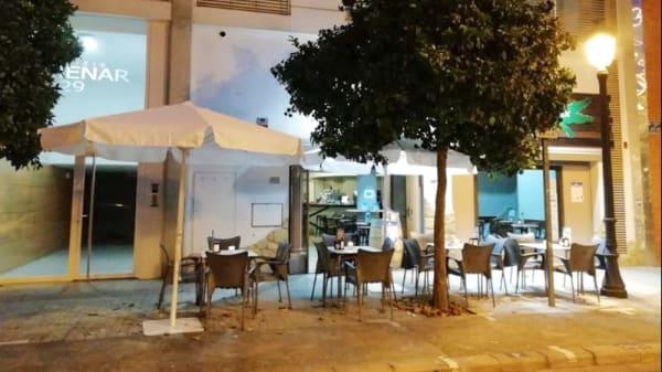 Terraza - Cocodrilo's Bar, Valencia