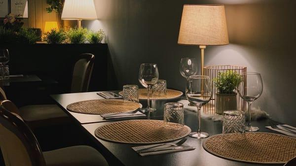 Interno - Curry Lounge, Bergamo