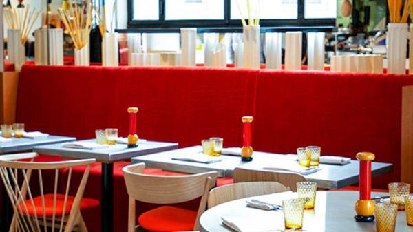 Vue de la salle - Cucina Mutualité, Paris