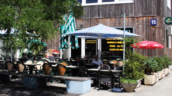Entrée - Café Saint-Jean, Genève