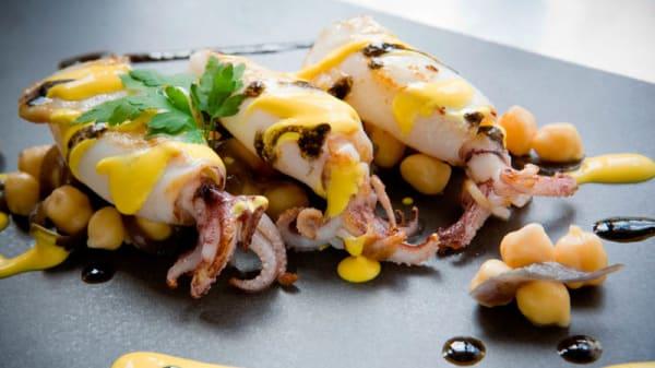 sugerencias del chef - La Taberna de Antioquia, San Lorenzo De El Escorial