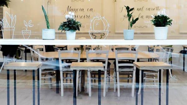 Vista sala - NonnAngè Bakery & Coffee Palermo, Palermo
