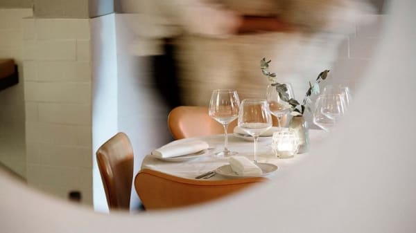Restaurantens udsigt - El Cava, København