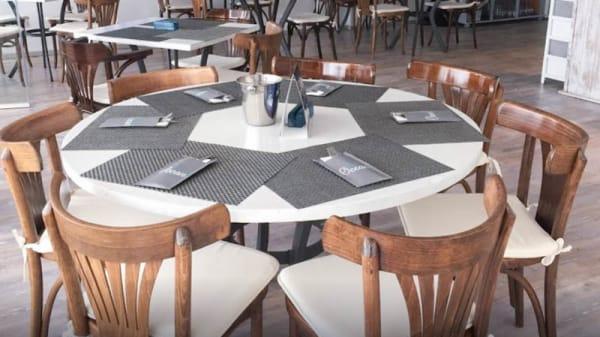 Vista de la sala - Ocean Fish Restaurant, Palmanova