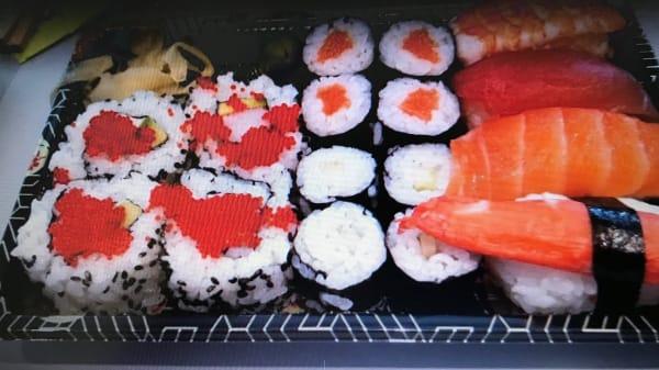 1 - Azuki Sushi, Riccione