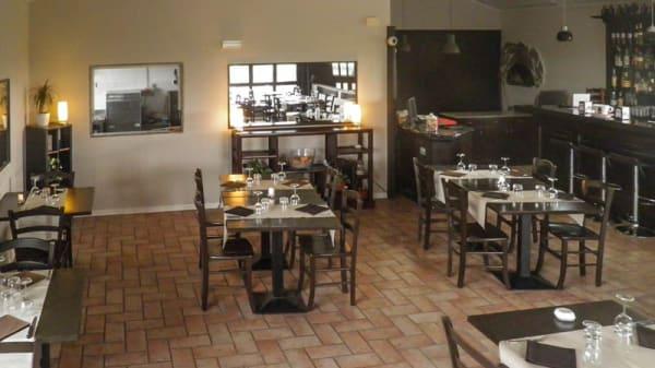 Vista sala - Taverna dell'Ortica, Trecate