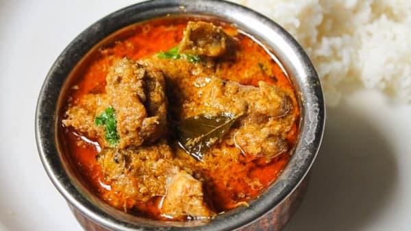 Sugerencia del chef - Pride of India, Tías