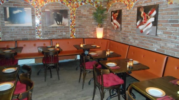 Het restaurant - Las Tapas, Leeuwarden