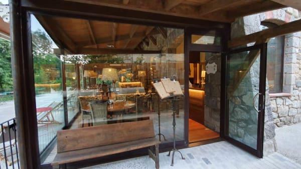 Entrada - The fabula restaurant, Camprodon
