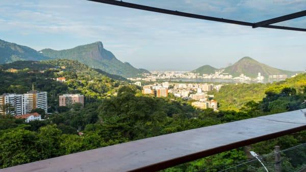Vista - Mirante Rocinha, Rio de Janeiro