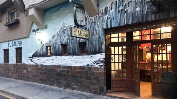Entrada - El Muro, Valencia
