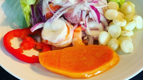 Sugestão do chef - Okone Sushi Peruano, Leça da Palmeira